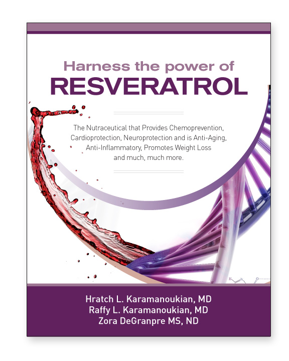 Harness the power of Resveratrol