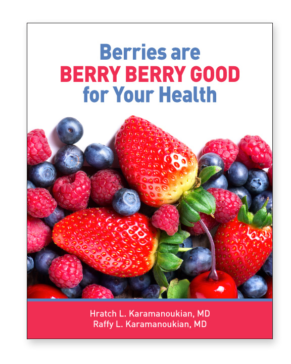 Berries are Berry Berry Good for your Health